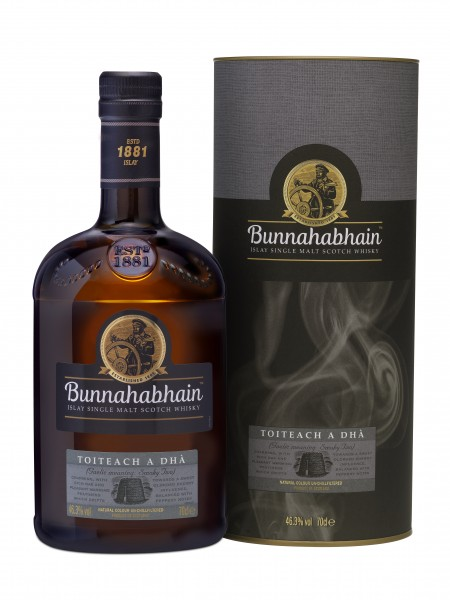 Bunnahabhain Toiteach A Dha Tube 0,7l