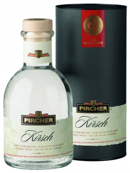 Pircher Kirsch Apothekerflasche