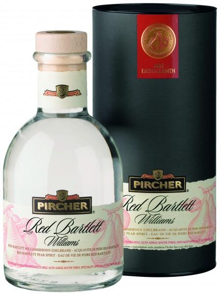 Pircher Williams Red Bartlett Apothekerflasche