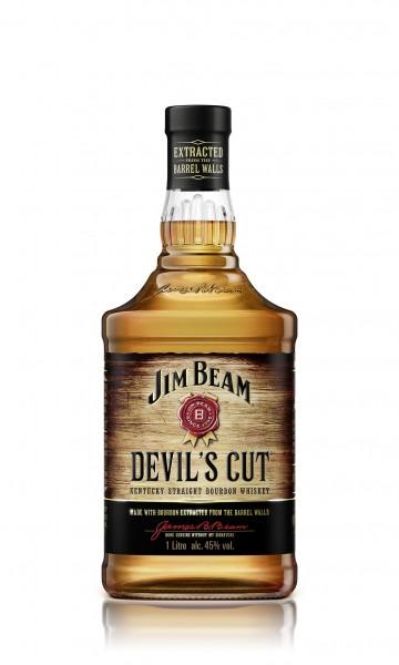 Jim Beam Devil's Cut 45% 1l