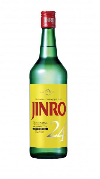 Jinro - Spirituose aus Reisdestillat