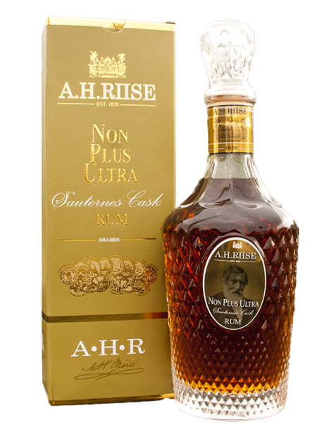 A. H. Riise Non Plus Ultra Sauternes Cask Finish