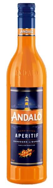 Andalö Original - feiner Likör aus Sanddorn