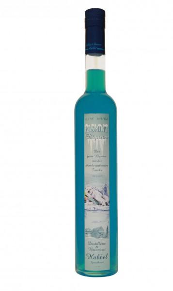 Habbel's Eismint Liqueur (Minzlikör) 0,5l 30%