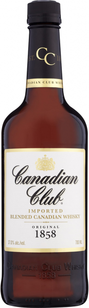 Canadian Club Whisky 0,7l 40%
