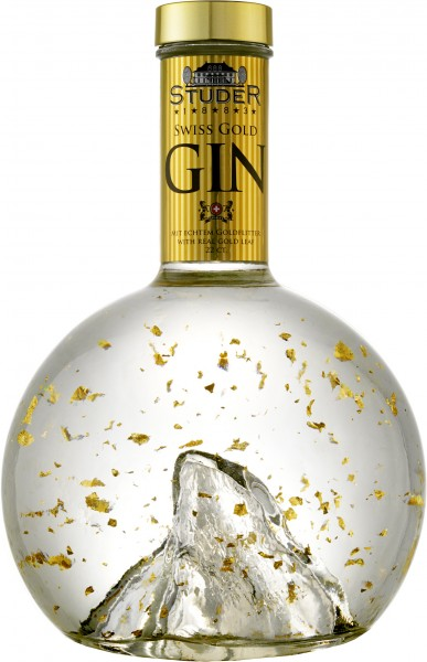 Studer Swiss Gold Gin