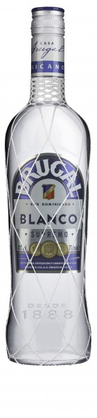 Brugal Blanco Supremo 40% 0,7l