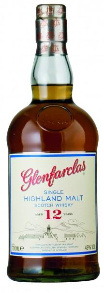 Glenfarclas 12 Years Old 0,7l 43%