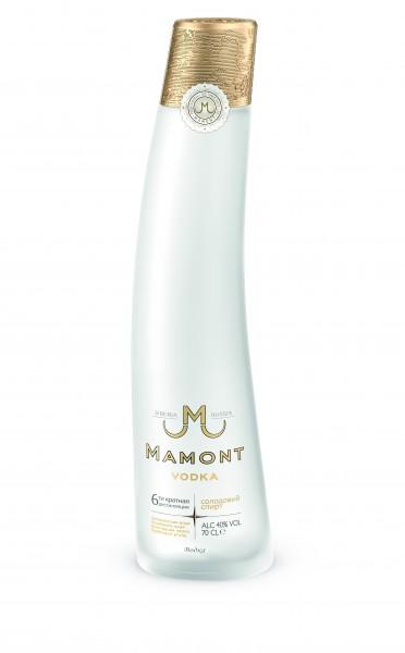 Mamont Vodka