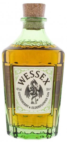 Wessex Gooseberry and Elderflower Gin 0,7L