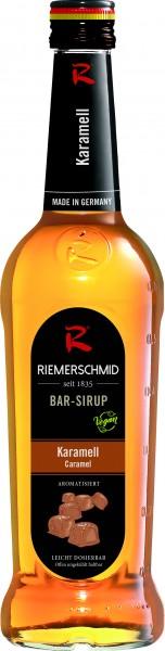 Riemerschmid Bar-Sirup Caramel 0,7l