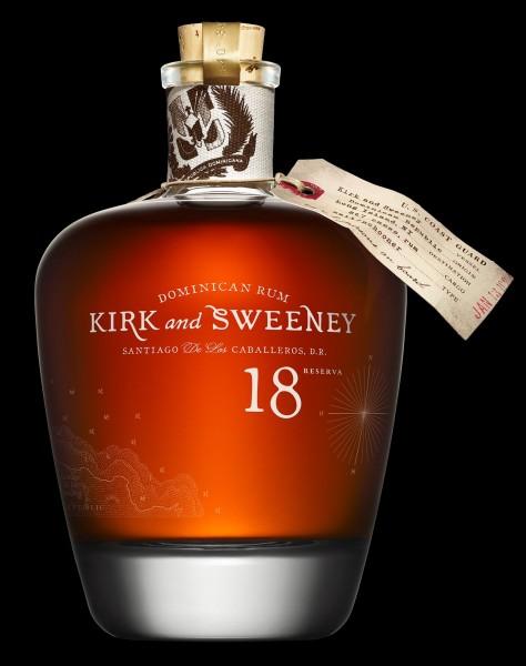 KIRK and SWEENEY 18 Reserva