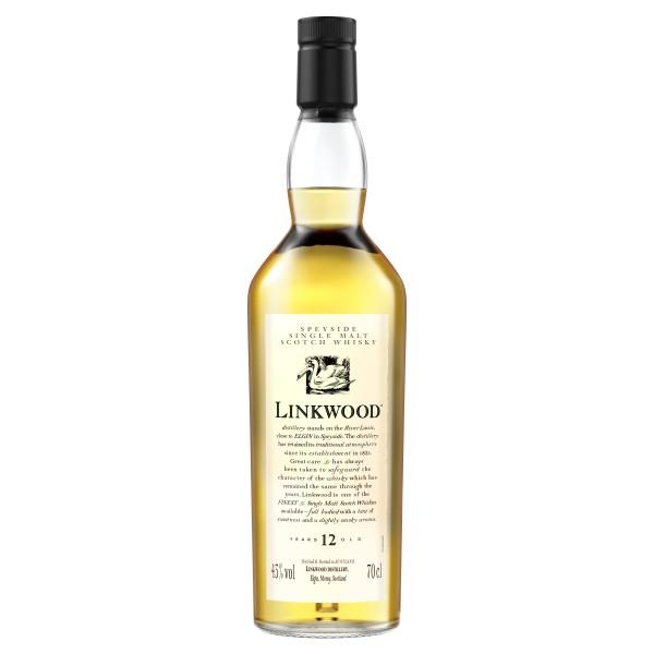 Linkwood 12Y 0,7l 43%
