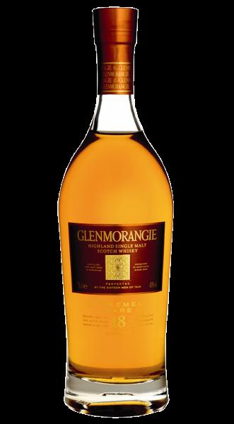 Glenmorangie 18 years Extremely Rare Highland Malt Whisky 43% 0,7l