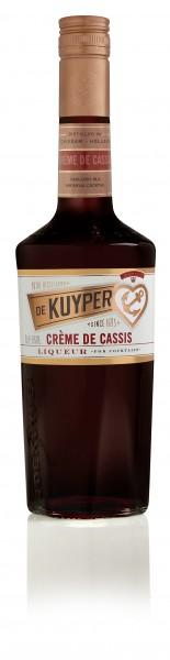 De Kuyper Creme de Cassis 0,7l 15%