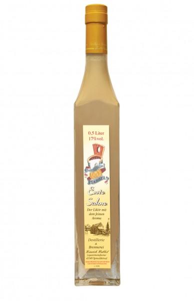 Habbel's Erste Sahne (Butter Scotch Sahnelikör) 0,5l 17%