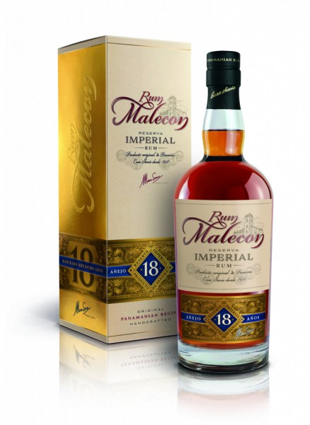 Rum Malecon 18 Years Old