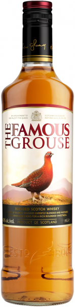 The Famous Grouse Blended Scotch Whisky 40% 0,7l