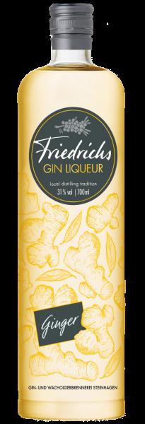 Friedrichs Gin Liqueur Ginger