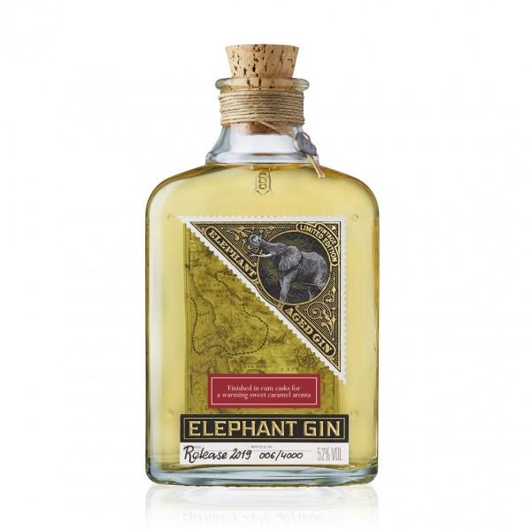 Elephant Gin Aged 52% - 500 ml*
