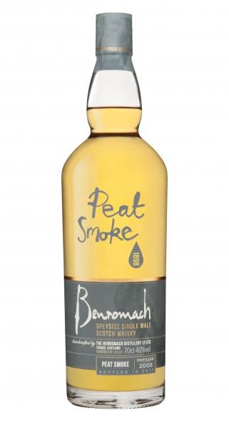 Benromach Peat Smoke 46% vol.