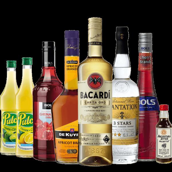 Zombie - Cocktailset
