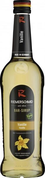 Riemerschmid Bar-Sirup Vanilla 0,7l
