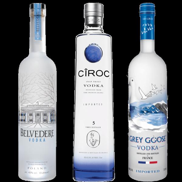 Premium Vodka Bundle