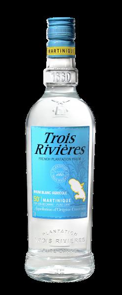 Trois Rivières Blanc 1l 50%