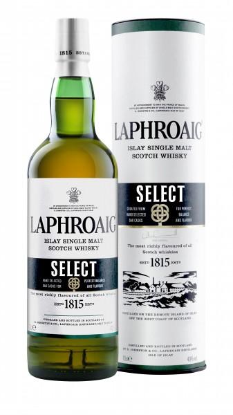 Laphroaig Select Single Islay Malt Whisky 0,7l