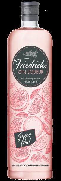 Friedrichs Gin Liqueur Grapefruit