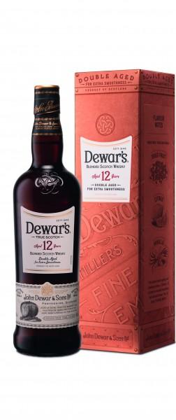 Dewar's 12 Years 0,7l 40%
