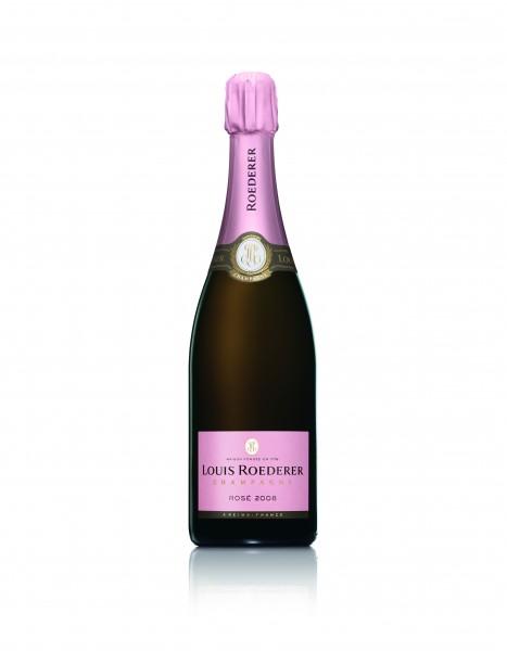 Louis Roederer Brut Rosé Champagner
