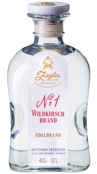 Ziegler Nr. 1 Wildkirschbrand 0,7l 43%