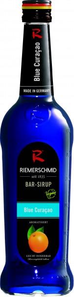 Riemerschmid Bar-Sirup Blue Curacao 0,7l