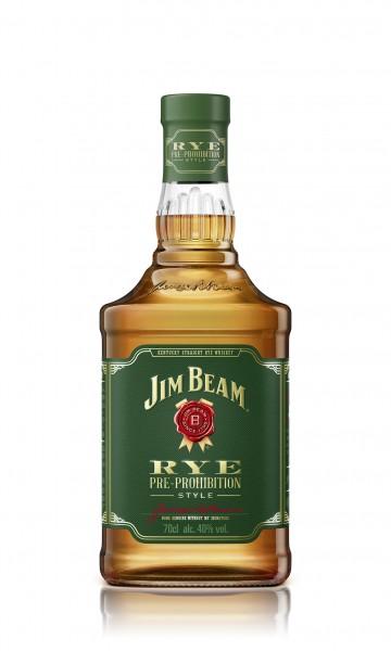 Jim Beam Rye Whiskey 40% 0,7l