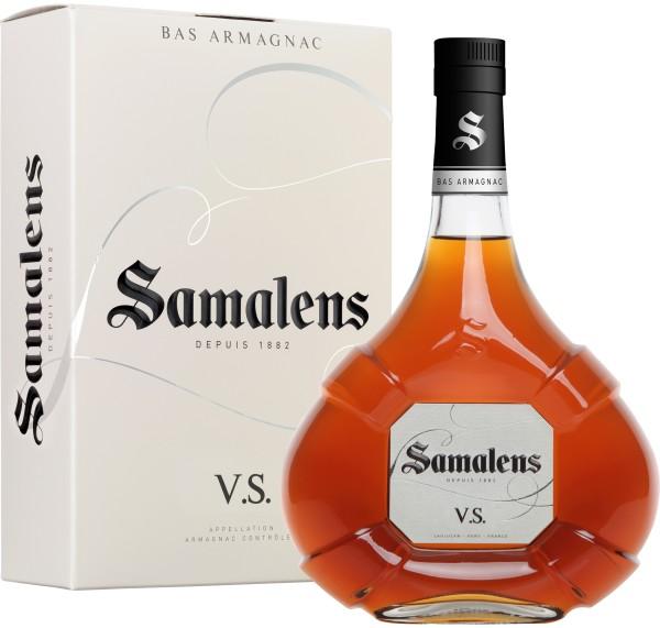 Samalens Armagnac V.S. 0,7l 40%