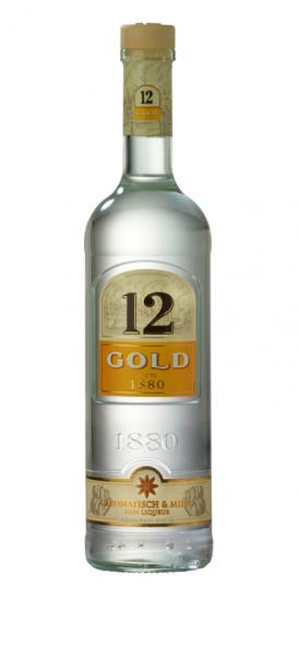 Ouzo12 Gold 0,7l 36%