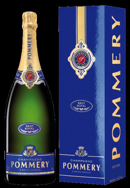 Pommery Brut Royal Magnum 1,5l in GP