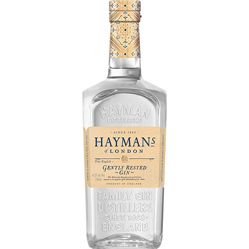 Hayman´s Gently Cask Rested 41,3% - 700ml