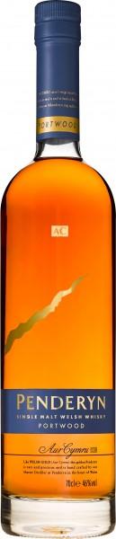 Penderyn Portwood Single Malt Welsh Whisky 46% vol