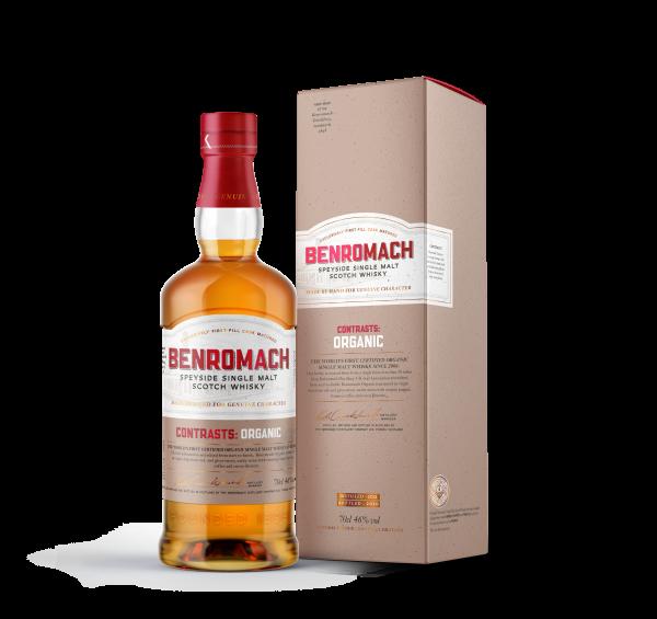 Benromach Contrasts Organic 46% vol.
