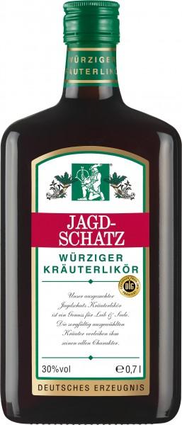 Jagdschatz Kräuterlikör 0,7l 30%