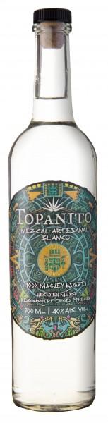 Topanito Mezcal Artesanal 100% Espadin