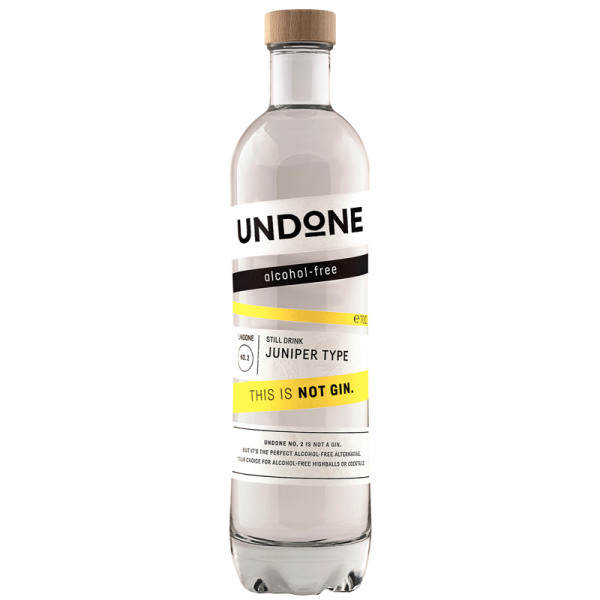 Undone NO.2 Juniper Type 0,7l