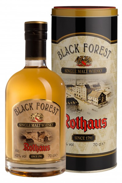 Black Forest Single Malt Whisky Rothaus