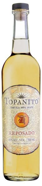 Topanito Reposado Tequila 100% Agave