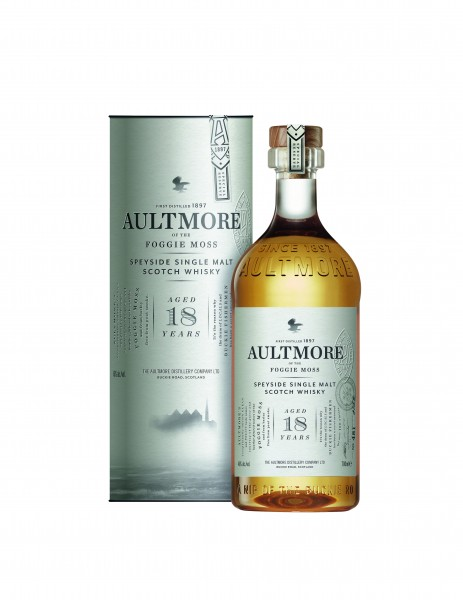 Aultmore 18 Years 0,7l 46%