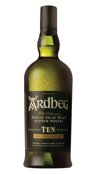 Ardbeg Ten 10 Years Islay Malt Whisky 46% 0,7l