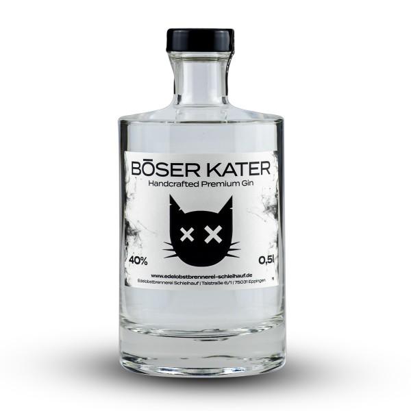 Böser Kater Premium Gin 0,5l 40%